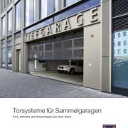 hoermann Garagentor sammelgaragentor Garagentore Rolltor